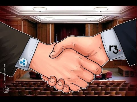 SWIFT and R3 Confirm Partnership! SWIFT Integration With Corda Settler. XRP 10% Pump