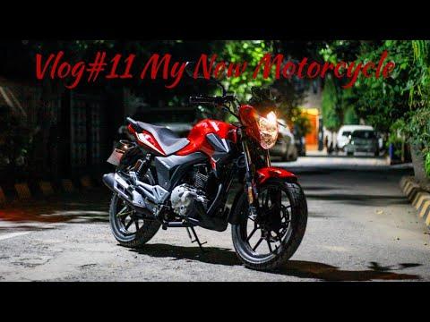 Vlog #11 My New MotorCycle (Derbi Stx 150)