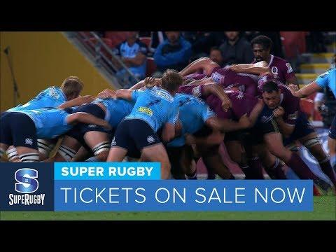 Super Rugby 2019 – AUS TIX ON SALE