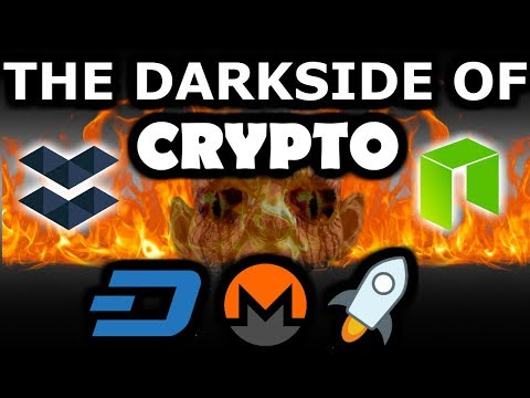 The Darksides of Crypto. You Need To See This! Trust Me On This One…No One Talks About It!