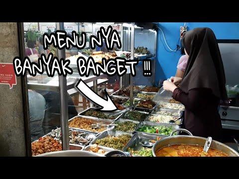 30 LEBIH MENU MASAKAN ADA DI WARUNG INI !!! INDONESIAN  STREET FOOD
