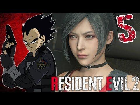 """Ada Is Hot"" Vegeta Plays Resident Evil 2 – Part 5"