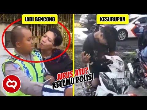 Hanya Ada di Indonesia! 10 Tingkah Gokil Pengendara Pelanggar Lalu Lintas Bikin Ngakak