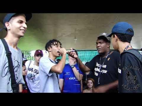 Neo(RJ) & Doug(RJ) x Big Mike & Mike | FINAL | 84° Batalha do Villa