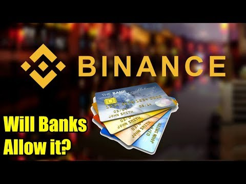 Buy Bitcoin and Crypto on Binance with CREDIT CARDS – Bitcoin and Cryptocurrency News
