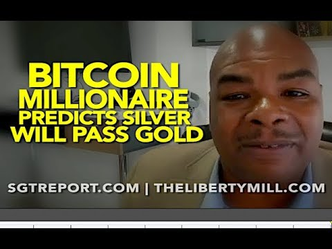 BITCOIN MILLIONAIRE PREDICTS SILVER WILL BE WORTH MORE THAN GOLD!
