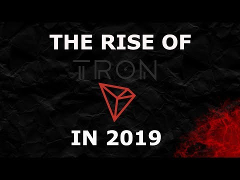 THE RISE OF TRON TRX IN 2019! BITTORRENT #9 SR!