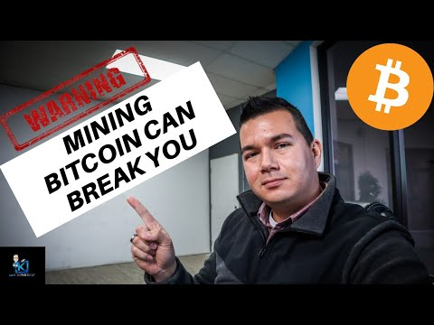 The ugly truth about owning a Bitcoin mining farm!