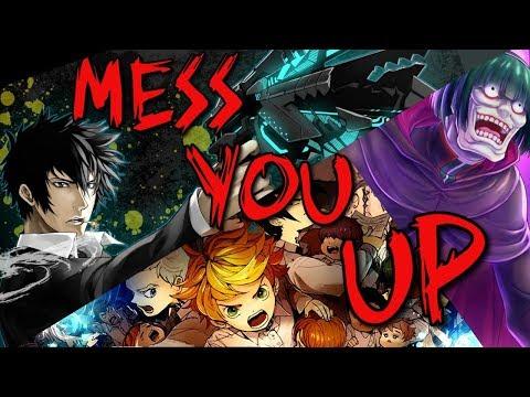 Anime that will MESS YOU UP mentally! ft. Tekking101, AnimeUproar, NuxTaku, ADA (Rant Cafe 112)