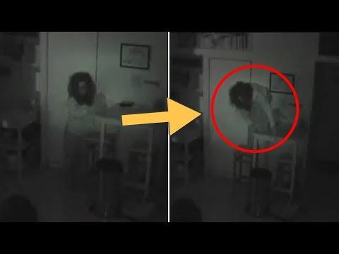 BIKIN MERINDING..! Pria Ini Pasang CCTV di Apartmen dan Terungkap Ada Sosok Mengerikan ini #YtCrash