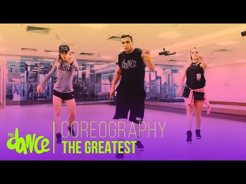 The Greatest – Sia – Coreography – FitDance Life