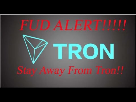 XRP King of Coins:  Tron FUD Alert!!…News XRP accepted at 4,500 worldwide online