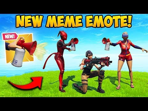 *NEW* AIRHORN EMOTE IS OP! – Fortnite Funny Fails and WTF Moments! #460