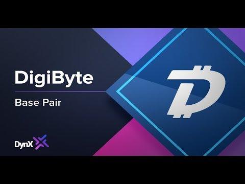 DigiByte (DGB) – DynX Base Pair – Mass Adoption Coming! – Blockchain 2035