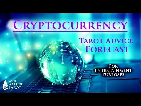 ?CRYPTOCURRENCY TAROT ADVICE Forecast  –  Soul Warrior Tarot