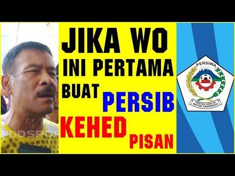 Umuh Muchtar: Ada Oknum yang Ingin Persib Bandung Kalah WO!!!
