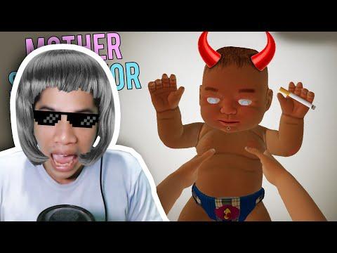 GAK ADA OTAKNYA NIH BAYI SETAN KURANG AJAR!! – Mother Simulator