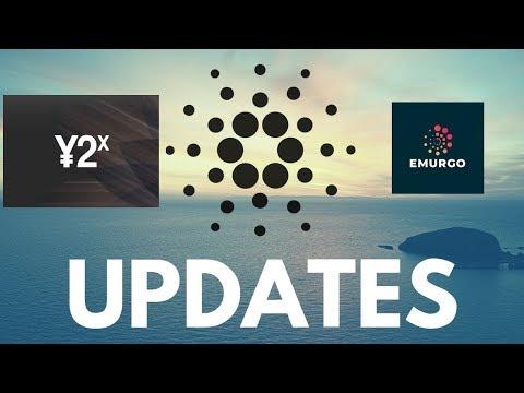 Cardano (ADA) –  Alpha Returns – Y2X and EMURGO