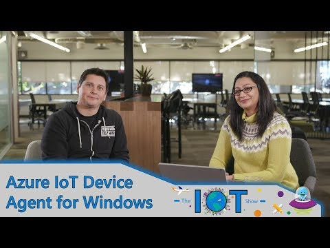 Azure IoT Device Agent for Windows