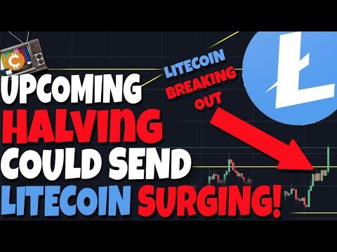 THIS IS HUGE: Upcoming Litecoin Halving Could Ultimately Send LTC Surging…