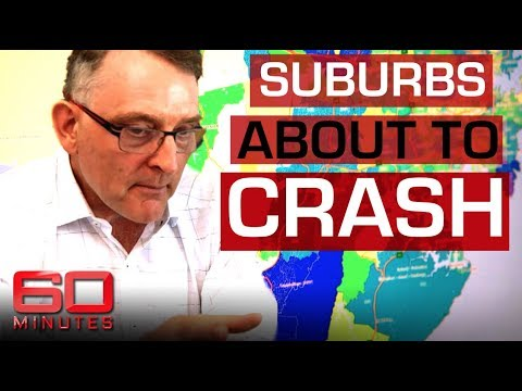 Is your suburb on the verge of a crash?   60 Minutes Australia