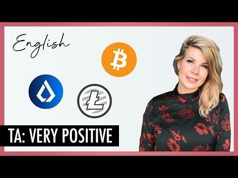 💥  TA MONDAY | Technical Analysis on Bitcoin, Litecoin & Lisk – Misss Bitcoin