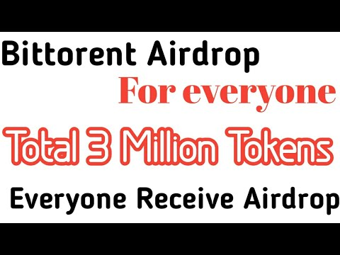BTT Airdrop for everyone Total 3 Million BTT Airdrop Join Now