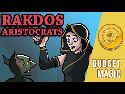Budget Magic: $89 (13 tix) Rakdos Aristocrats (Standard, Magic Online)