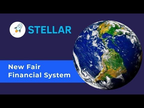 Stellar XLM — No More Corrupted financial system