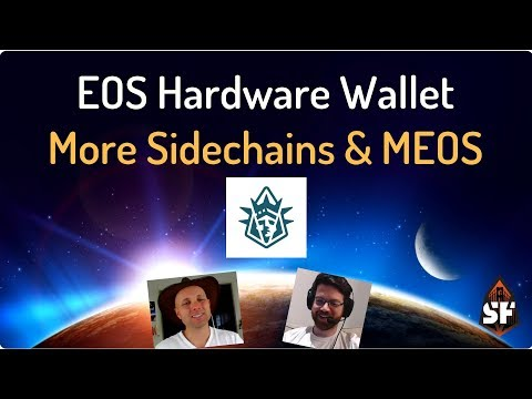 EOS New York – Hardware Wallet, Sidechains, & MEOS