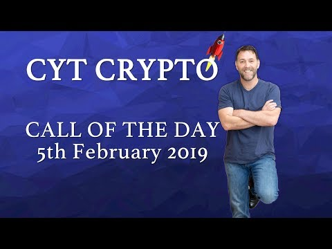 Call Of The Day on Binance for 5th February 2019 – This Forgotten Coin Could Pop At Any Time