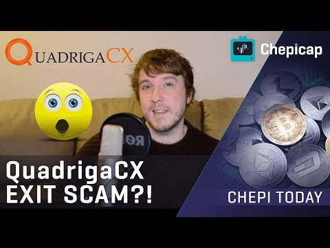 QuadrigaCX Conspiracies – What is REALLY going on?! | Cryptocurrency News | Chepicap