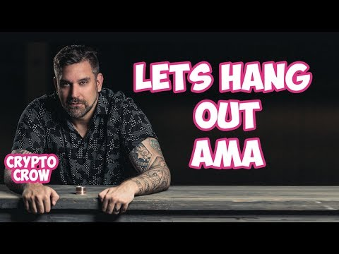 Lets Talk Cryptocurrency and Hang Out – Experty Giveaway – Ask Me Anything