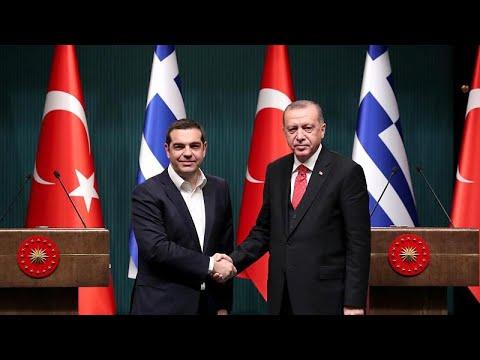 """Bilaterale Grecia-Turchia; Erdogan: """"Grecia non sia rifugio golpisti"""""""