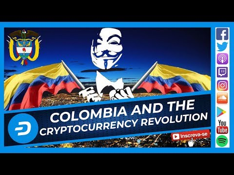 Documentary: Colombia and the Cryptocurrency Revolution – Power by Dash Digital Cash