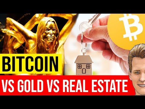 BITCOIN vs GOLD vs REAL ESTATE? Programmer explains