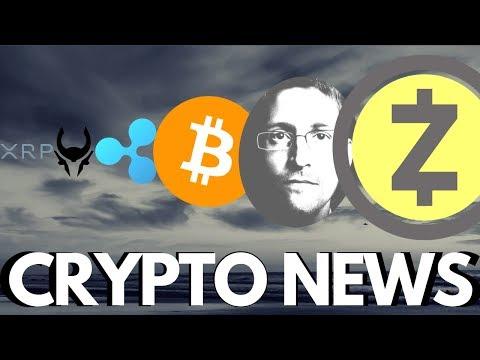 Bitcoin Bear Market, Zcash, XRP and Ripple Follow up, CryptoTag – Crypto News