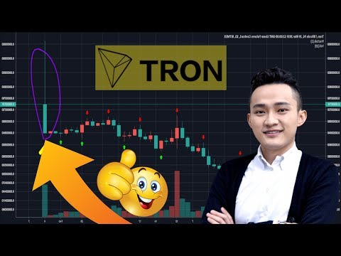 Tron $TRX Pumps 50% in 2 hours, Bitcoin NEXT move will SHOCK you! Justin Sun, Binance pumps TRON