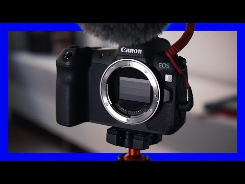 Canon EOS R Review – It's a mirrorless 6D