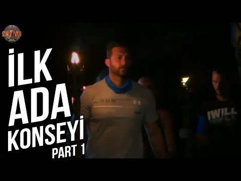 Ada Konseyi 1.Part | 2.Bölüm | Survivor Türkiye – Yunanistan