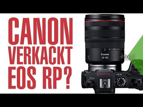 Canon verkackt EOS RP? // Panasonic kann kein 4K? | Milou PD FOTONEWS