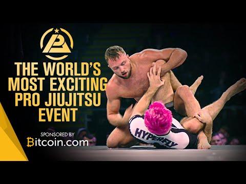 Jiujitsu meets Bitcoin Cash | Polaris 8 Event Highlights