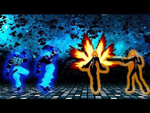 Kof Mugen Blue Sky Orochi Vs Neo Reaper