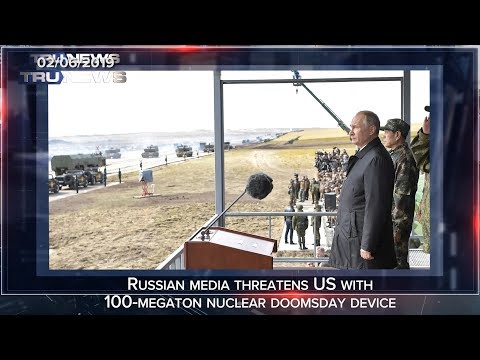 """Russia's """"Poseidon"""" Nuclear Torpedo: Are We on the Verge of Nuclear War?"""