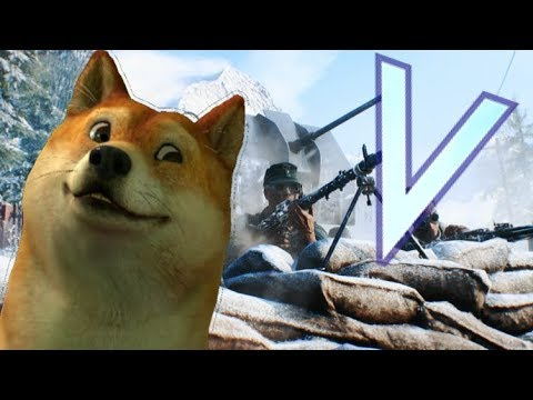 NEW MMG?? Battlefield 5! Doge plays 1080p60 PS4 Gameplay LIVE