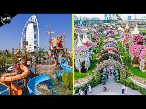 Hanya Ada Di UEA! 10 Tempat Yang Wajib Dikunjungi Jika Di Uni Emirat Arab