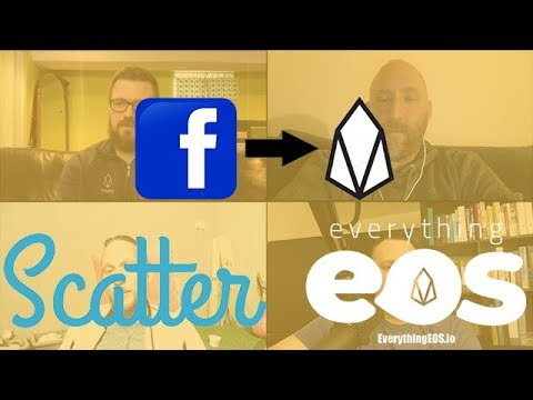 Everything EOS #48: Frictionless On-Boarding with Scatter Bridge and Driving Mass Adoption