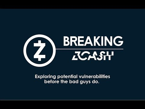 Breaking Zcash Episode 01: Counterfeiting Vulnerability [CVE-2019-7167]
