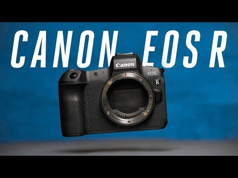 EOS R review: Canon joins the mirrorless race, for real