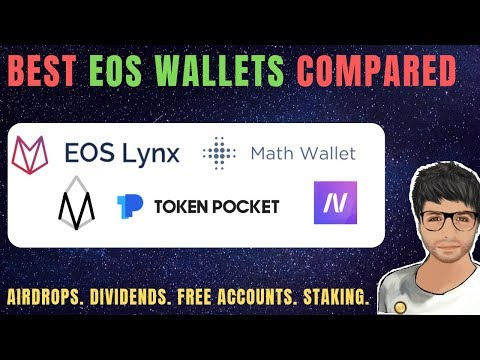 5 Best EOS Mobile Wallets Compared in Hindi/Urdu
